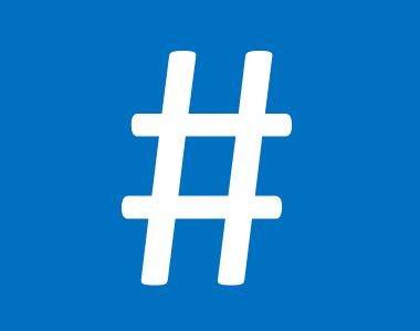 Le hashtag fête ses 10 ans