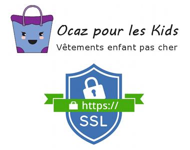 Activation de la connexion sécurisée en HTTPS pour la boutique en ligne de Ocaz pour les Kids