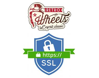 Activation de la connexion sécurisée en HTTPS pour la boutique en ligne de Retro Wheels