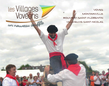 Article dans le bulletin municipal 2017 des Villages Vovéens