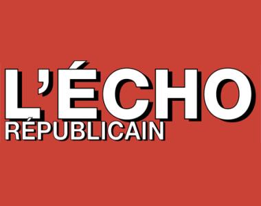 Article dans le journal L'Écho Républicain du 2 mars 2017