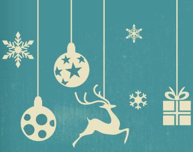 Nous vous souhaitons de passer de très bonnes fêtes de fin d'année