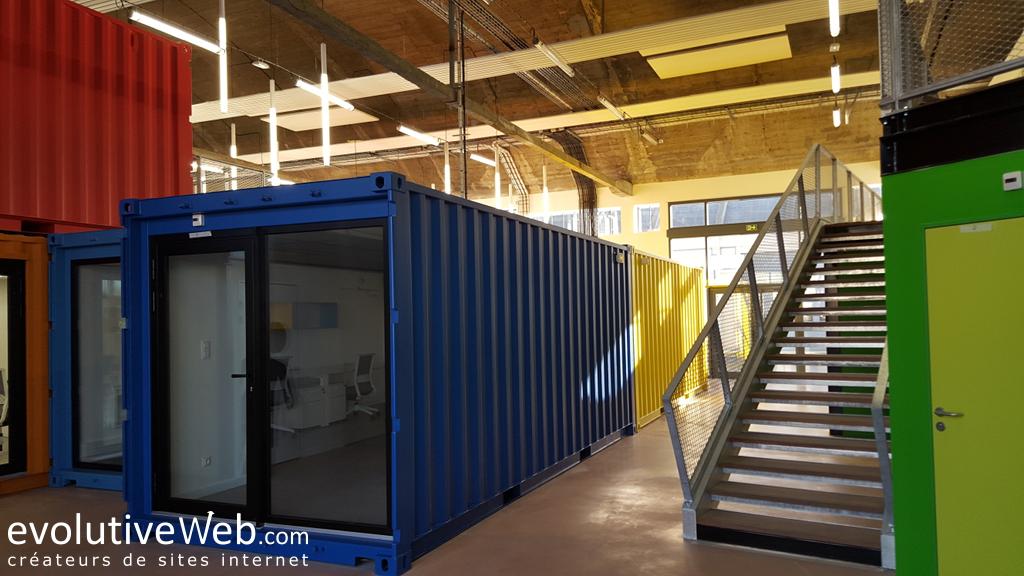 Cité de l'Innovation au CM101 au Coudray