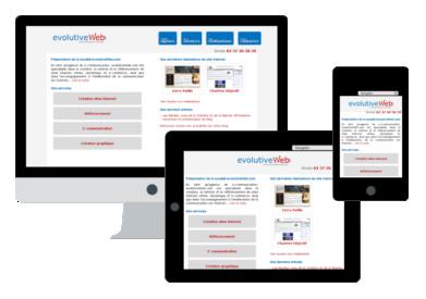 Votre site internet est-il mobile ?
