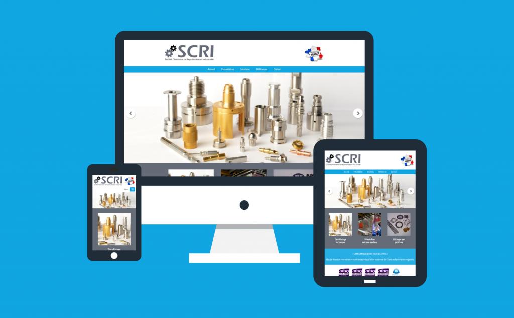 Création du site internet de SCRI