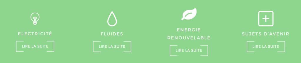 Mise en avant des services sur le nouveau site internet de Delage et Couliou