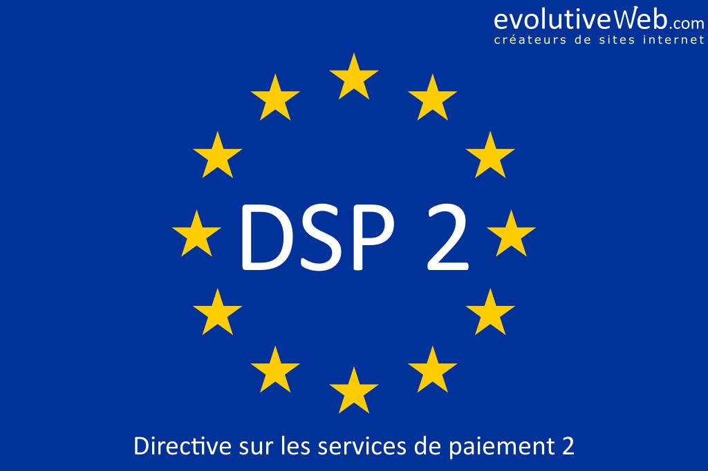 Évolution du 3-D Secure dans le cadre de la DSP 2 sur les sites e-commerces