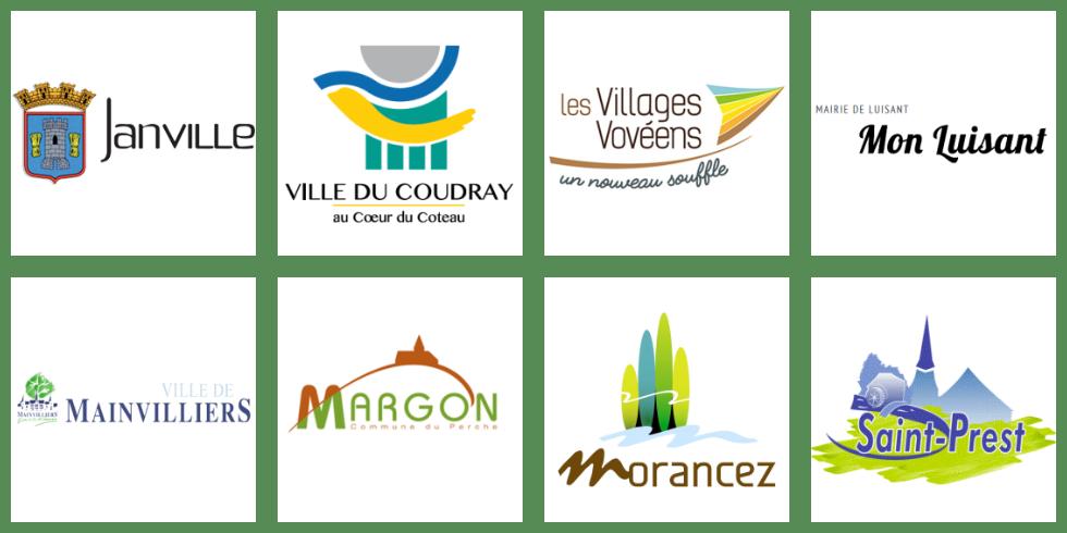 Références clients sur le site internet d'Eure-et-Loir Élagage