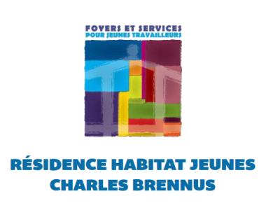 Création du site internet de la Résidence Habitat Jeunes Charles Brennus
