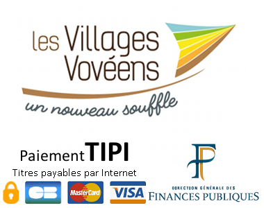 Intégration du système de paiement sécurisé TIPI sur le site des Villages Vovéens