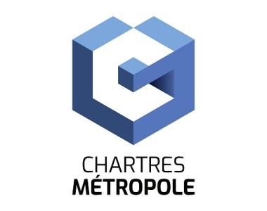 Mise en avant de evolutiveWeb.com sur le site internet de Chartres Métropole