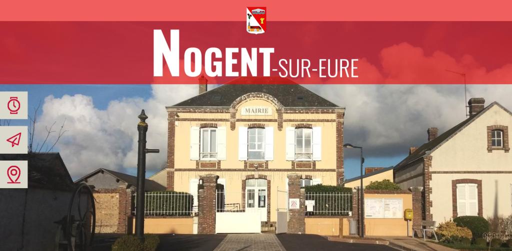 Diaporama de photos sur le site internet de Nogent-sur-Eure