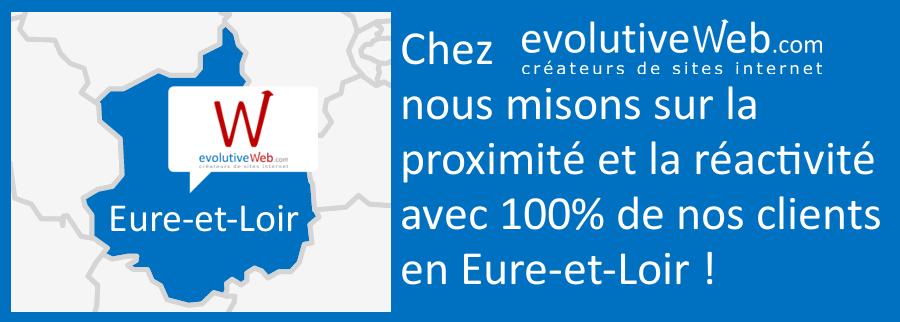 Création de site internet à Chartres et en Eure-et-Loir