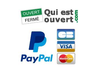 Ajout options pour les commerçants sur Quiestouvert.com avec paiement PayPal