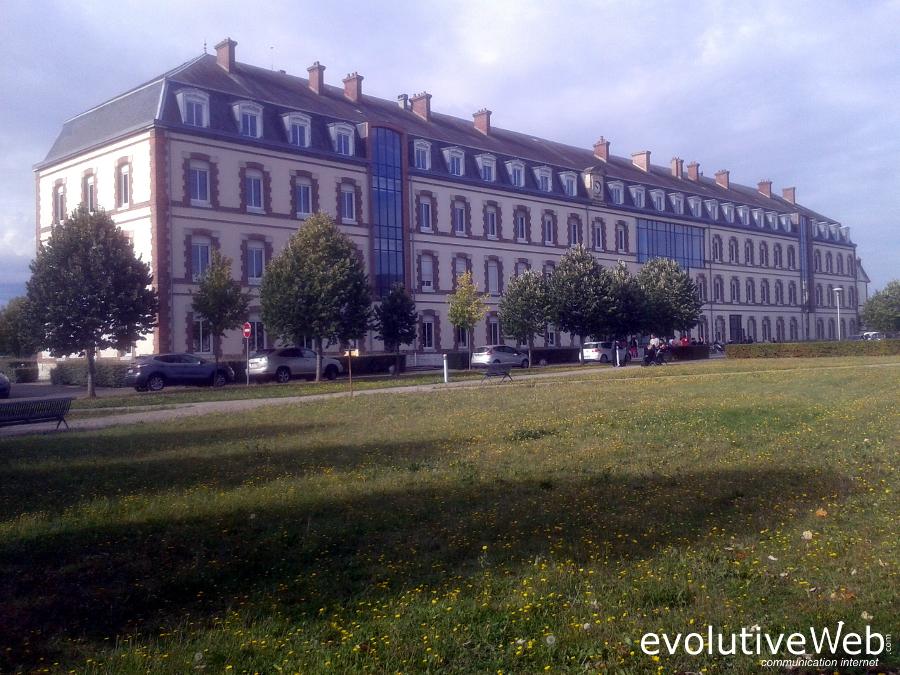 Pôle universitaire d'Eure-et-Loir à Chartres