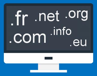 Chez evolutiveWeb.com vous êtes propriétaire du nom de domaine de votre site internet