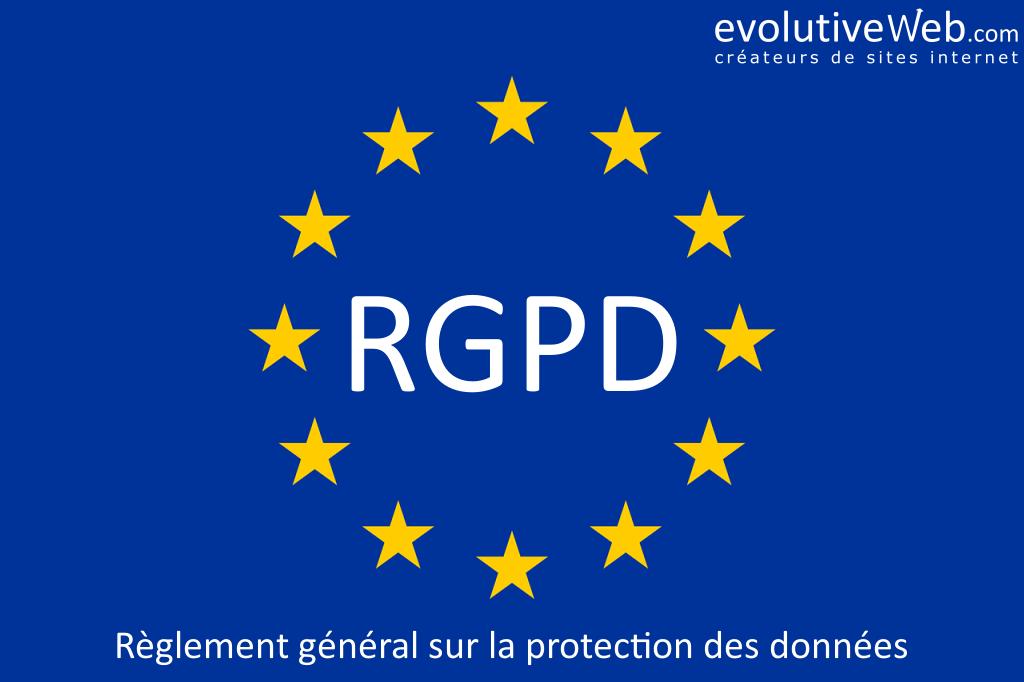 Le règlement général sur la protection des données (RGPD) et votre site internet ou boutique en ligne
