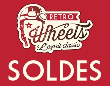 Accompagnement de la boutique en ligne de Retro Wheels pour les soldes